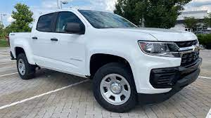 2021 Chevy Colorado Wt 3 6 4wd Test Drive Review Youtube