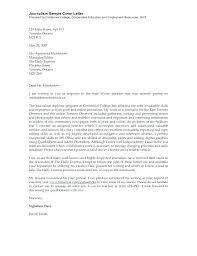 Broadcast Journalism Cover Letter Samples Journalism Internship Cover Letter Journalism Internship Broadcast