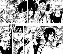 You are Kaguya, How would you take down Naruto and Sasuke? : Naruto