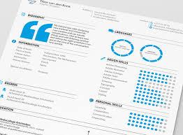 16 Examples Of Creative Graphic Designer Resume