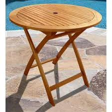 Foldable wooden dining table Fold Down Patio Round Wood Patio Table Outdoor Wood Dining Table Round Wooden Height Table Foldable Wooden Birtan Sogutma Patio Amusing Round Wood Patio Table Roundwoodpatiotable