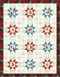 FREE PATTERN: Hoffman Fabrics' Good Tidings / Christmas in July ... & High Res_65 x 84 Adamdwight.com