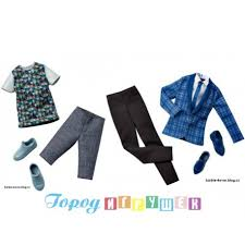 Барби «<b>Одежда для Кена</b> в ассорт.» - <b>Mattel</b> - Город Игрушек
