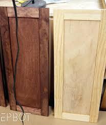 how to build kitchen cabinet doors s s diy kitchen cabinet refacing