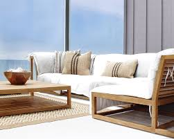 Outdoor Teak Furniture Modern