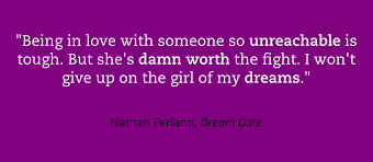 Dream Date Quotes