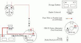 gm alternator wiring diagram wiring diagram and hernes 10si Alternator Wiring Diagram delco remy 10si alternator wiring diagram wirdig for a 10si alternator wiring diagram with amp meter