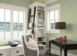 wall color for office. Home Office Wall Color Ideas A In Soft Green Paint For R