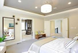Master bedroom doors Mirror In Bright Offwhite Bedroom We See That French Doors Arent Home Stratosphere 32 Exquisite Master Bedrooms With French Doors pictures