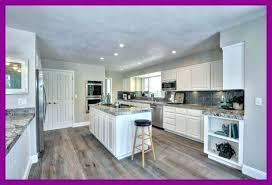 kitchen blue glass backsplash. White Glass Backsplash Kitchen Small Designed With Cabinets  And Grey Subway Tile Blue C