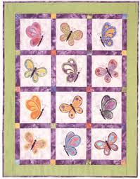 Free Butterfly Quilt Pattern at TrishsCrafts.com   Memory Quilts ... & Free Butterfly Quilt Pattern at TrishsCrafts.com Adamdwight.com