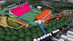 Ed Sheeran Metlife Stadium Seating Chart Map Ed Sheeran Mt Smart Stadium