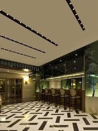 Restaurant Ceiling Lights Locus S2 195217a Linear Lighting Residential Lighting