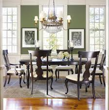 Thomasville Cherry Dining Room Set Thomasvillear Coterie Formal Dining Room Group