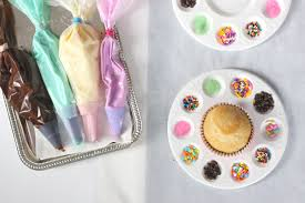 Cupcake Decorating Birthday Party Love Laugh Mirch