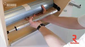 Kitchen Tambour Door Kit Richelieu Hardware Tambour System Heavy Duty Roller System