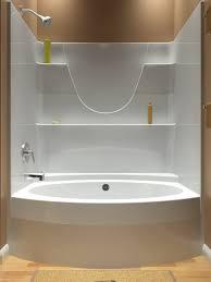 bathtubs cool 1 piece tub shower install 43 one bathtub