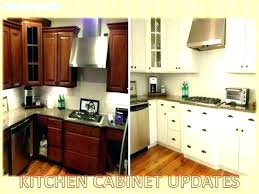 magnificent update kitchen cabinet doors with molding redo kitchen cabinets before and after