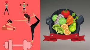 Diet And Excercise Exercise Or A Balanced Diet To Health Discussion Essay