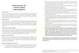 Roofing Workmanship Warranty Template Certificate Free