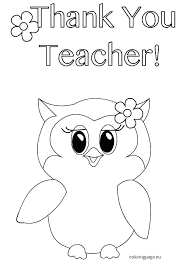 Teacher Appreciation Coloring Pages Words To Describe My Printable
