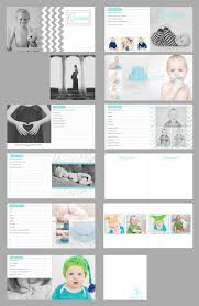 maternity and baby album template - book customize for boy or girl baby\u0027s first year