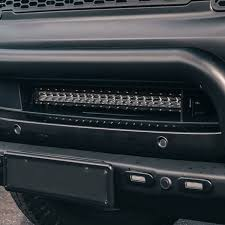 Stedi Light Bar Brackets Ford Ranger Everest Lower Grill Mount Led Light Bar Bracket