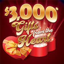 3 000 gifts from the heart