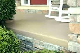 how to paint concrete patio how to paint concrete porch coating concrete porch