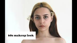 70s inspired makeup look you vine makeup by era 1960s