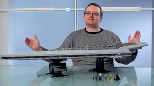 Lego Star Wars Designer Videos Lego Star Wars Designer Video Super Star Destroyer 10221