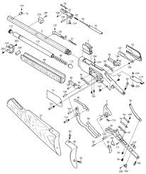 Exciting winchester model 94 parts diagram gallery best image