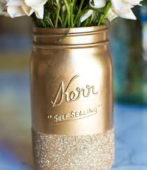 Decorating Ideas With Mason Jars Mason Jar Decorations Mason Jar Crafts How To Chalk Paint Your 27