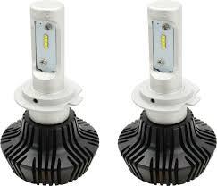 Simico H7 Led Koplampen Set 2 Stuks 40w 8000 Lumen 6000k Lampen