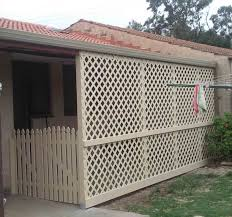 Patio Privacy Fence Lattice Fence Ideas Cutting Vinyl Fencing Pvc Latticejpg