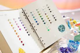 Abs Plastic Color Chart What Color Is Rhinestone Complete Rhinestone Color Chart