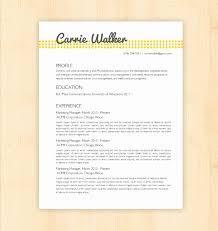 Design Resume Template Fresh Modern Resume Template Cover Letter