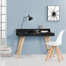 nordic furniture. Image Is Loading Scandinavian-Computer-Table-Retro-Writing-Desk-2-Drawers- Nordic Furniture T