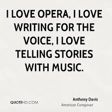 Opera Quotes Gorgeous Anthony Davis Quotes QuoteHD