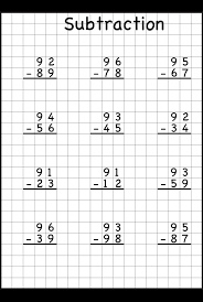 subtraction regrouping | Common core math | Pinterest ...