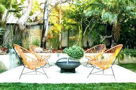 outdoor modern patio furniture modern outdoor. Mid Century Outdoor Furniture Patio Startling Vintage  Modern O