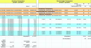Ledger Template For Excel Gl Account Reconciliation Template Excel Free General Ledger