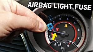 2009 Dodge Journey Warning Lights Dodge Journey Airbag Light Fuse Location Replacement Fiat Freemont