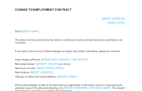 Termination Letter for Employee Template  with Sample  LiveCareer