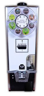 k cup vending machine. Simple Machine KCup  Vending Machine On K Cup