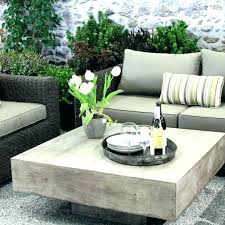 round outdoor coffee table. Outdoor Round Coffee Table Low  With Umbrella Hole . N