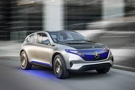 Mercedes Project I Moment Meet The New Generation Eq Electric