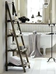 floor shelves for bathroom bathroom ladder wall shelf new ladder shelves bathroom ladder shelves bathroom floor floor shelves for bathroom