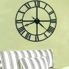 large modern wall clock large wall clocks modern large modern wall clocks giant wall clever design