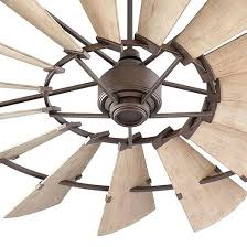 quorum ceiling fans. Quorum Windmill Ceiling Fan Indoor Outdoor Oiled Bronze Damp Rated Clarkston 44 In Rubbed With Light Kit Fans
